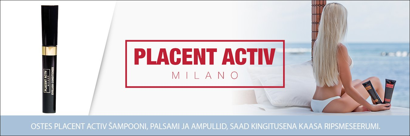 Placent Activ kingitus
