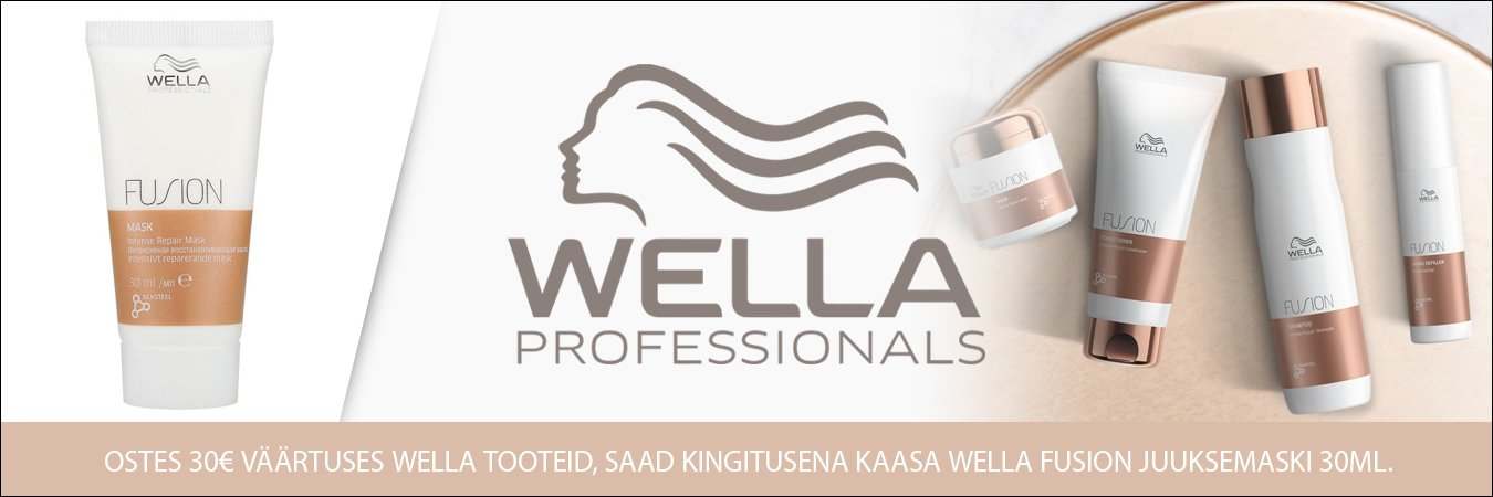 Wella Profesionals kingitus